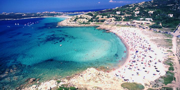 Ville Baia Santa Reparata Sardinien - Booking Tebaide