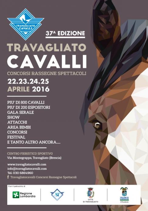 Travagliato Cavalli 2016 event