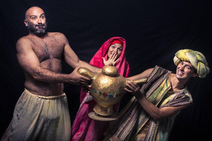 Aladino Notte di Fiaba 2016
