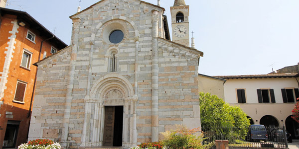 Die Kirche Sant'Andrea in Maderno